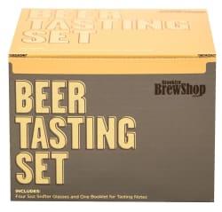Brooklyn Brew Shop Beer Tasting Set for $15