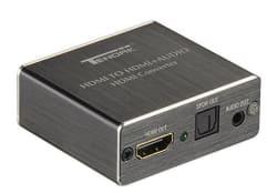 Tendak 4K HDMI Audio Converter for $21
