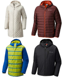 Columbia Winter Styles: Up to 60% off