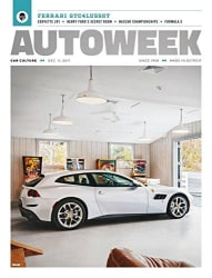 Autoweek Magazine 1-Year Subscription for free