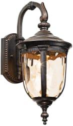 "Bellagio 17"" Downbridge Outdoor Wall Light for $70"