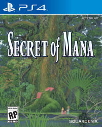 Secret of Mana for PS4 preorder for $40