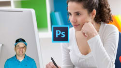 Photoshop Beginners Mastery Course for free