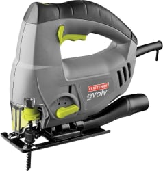Craftsman Evolv 4.5A Corded Jig Saw for $20