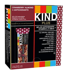 Kind Bars at Amazon: Extra 25% off + 5% off