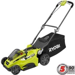 "Ryobi 40V 16"" Lithium-Ion Battery Push Mower $179"