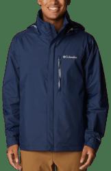 Columbia Men's Peak to Sea Rain Jacket for $40 + free shipping