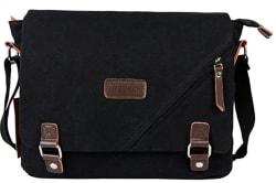 I.Bag.Bar Canvas Messenger Bag for $16