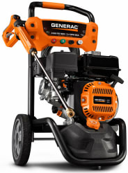 Generac 3,100-PSI Pressure Washer for $280