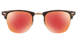 Ray-Ban Unisex Clubmaster Sunglasses for $69