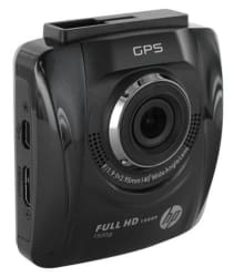 HP 1080p HD Dash Cam w/ GPS for $50