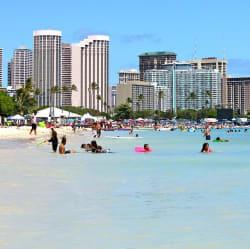 5Nt Hawaii Flight & Hotel Pkg from $1,958 for 2