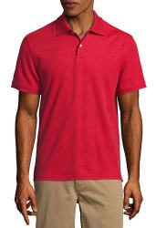 3 St. John's Bay Men's Polo Shirts for $17