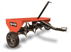 "Agri-Fab 48"" Tow Plug Aerator for $118"