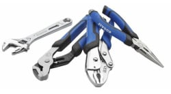 "Kobalt 6"" Needle Nose Pliers and Wrench Set $10"
