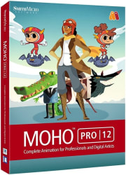 Smith Micro Moho Pro 12 for PC and Mac $220