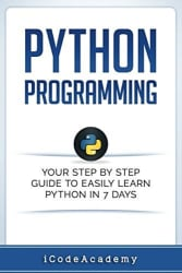 """Python Programming in 7 Days"" Kindle eBook free"