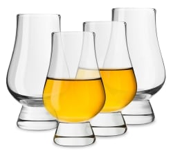 Kook 6.5-oz. Whiskey Snifter 4-Pack for $18 + free shipping