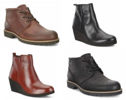 Men's Boots at Ecco: 50% off