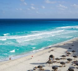 5Nt All-Incl. Cancun Flight & Hotel: $1,315 for 2