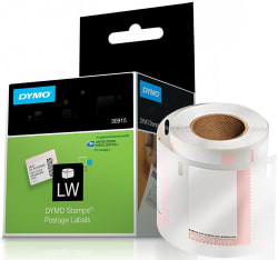 200 Dymo USPS Postage Stamp Labels for $13