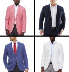 Stafford Men's Sport Coats at JCPenney from $35