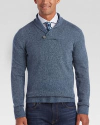 Joseph Abboud Men's Shawl Collar Sweater for $24