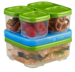 rubbermaid lunch blox kit for 6