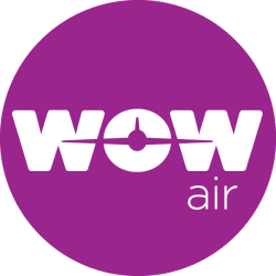 WOW Air Fares to Europe from $200 roundtrip