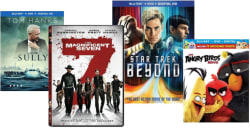 Blu-rays and DVDs at Target: 20% off via Cartwheel