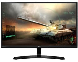 "LG 27"" 1080p IPS LED LCD Gaming Display for $148"