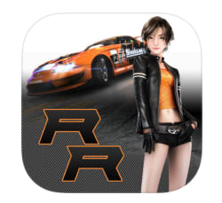 Ridge Racer Slipstream for iPhone and iPad free