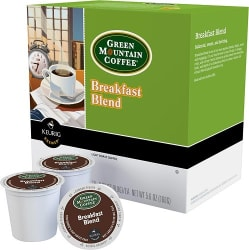 Keurig Green Mountain K-Cup Pod 48-Pack for $15