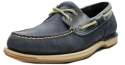 Rockport Men's Perth Moc Toe Boat Shoes $40