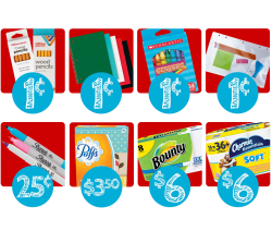 School Supplies at Office Depot: Deals from 1 cent