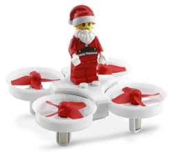 Santa JJRC H67 Quadcopter Drone for $10