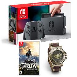 Nintendo Switch Zelda: BotW Bundles from $420