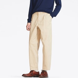 Men's Jeans and Chinos at Uniqlo: $30