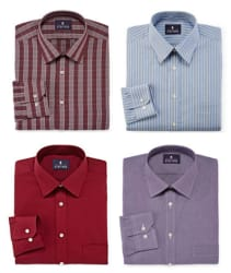 Stafford Men's Dress Shirt from $5