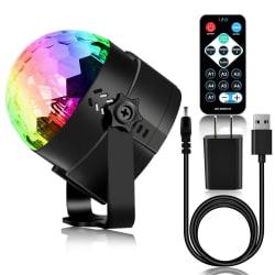 Spriak LED Disco Ball Lamp for $9