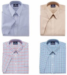 Stafford Men's Dress Shirts at JCPenney from $7