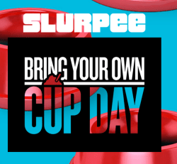 Fill your own cup with a Slurpee for $1.50