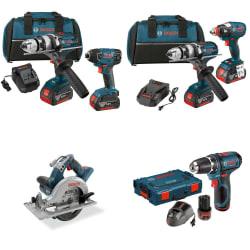 Bosch Cordless Tools at Jet.com: $20 off $100