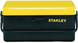 "Stanley 19"" Metal Tool Box for $20"