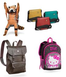 Backpacks at ThinkGeek: 80% off