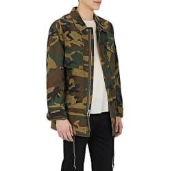 Alpha Industries Men's Camouflage Jacket for $71