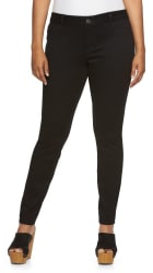 SO Women's Sateen Jeggings for $6