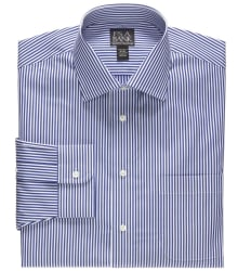 Jos. A. Bank Men's Spread Collar Dress Shirt $12