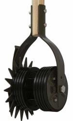 Craftsman Wooden 2-Wheel Edger for $14