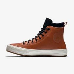 Converse Unisex Waterproof Leather Shoes for $60